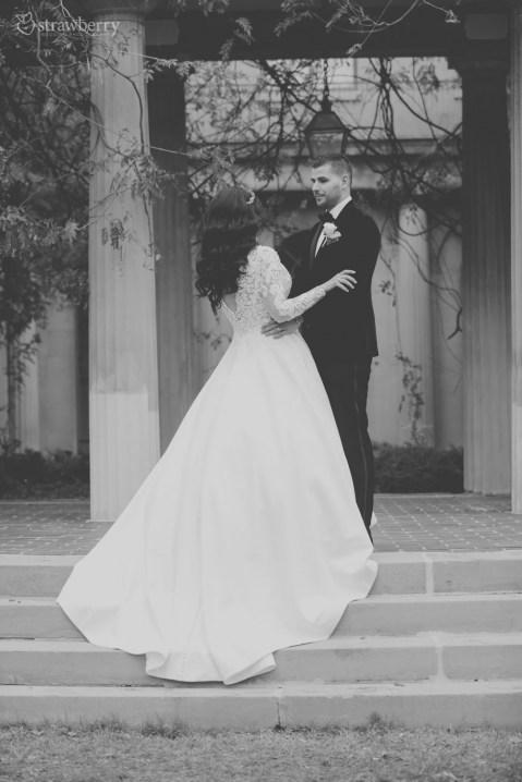 standing-stairs-smile-bride-groom-2