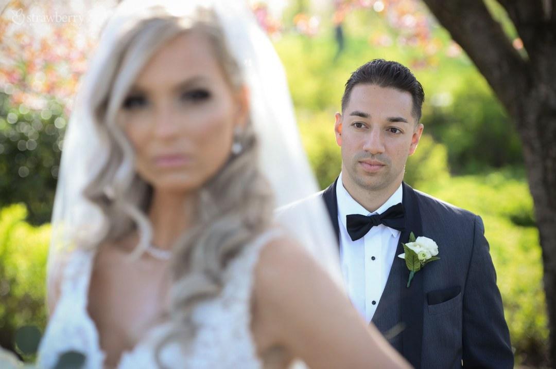 groom-bowtie-wedding-suit-buttonhole-spring